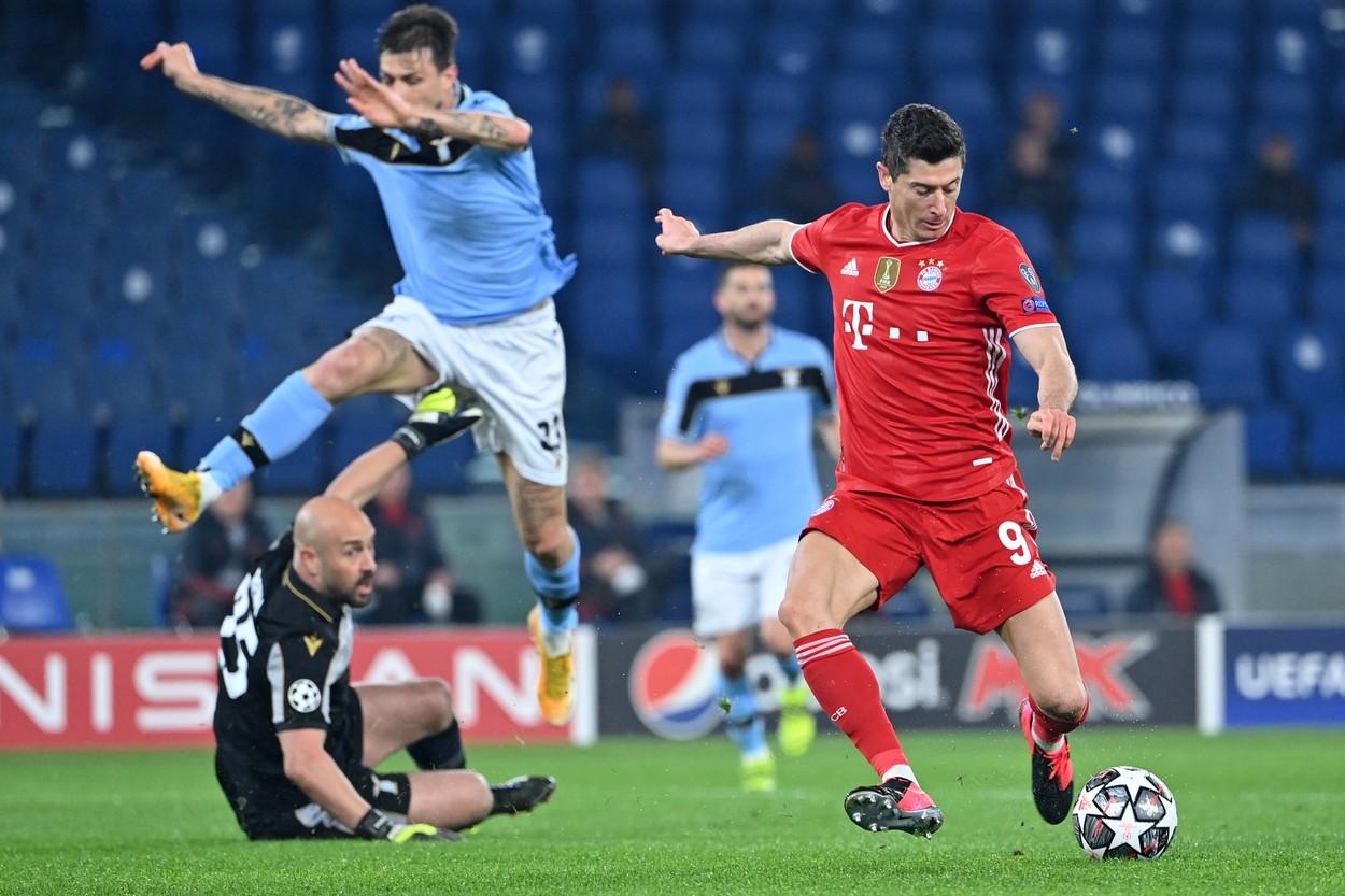 "Atletico Madrid – Chelsea 0-0,  Lazio – Bayern 0-3, Live Video Online din ""optimile"" Champions League. Bavarezii, spectacol senzațional la Roma"