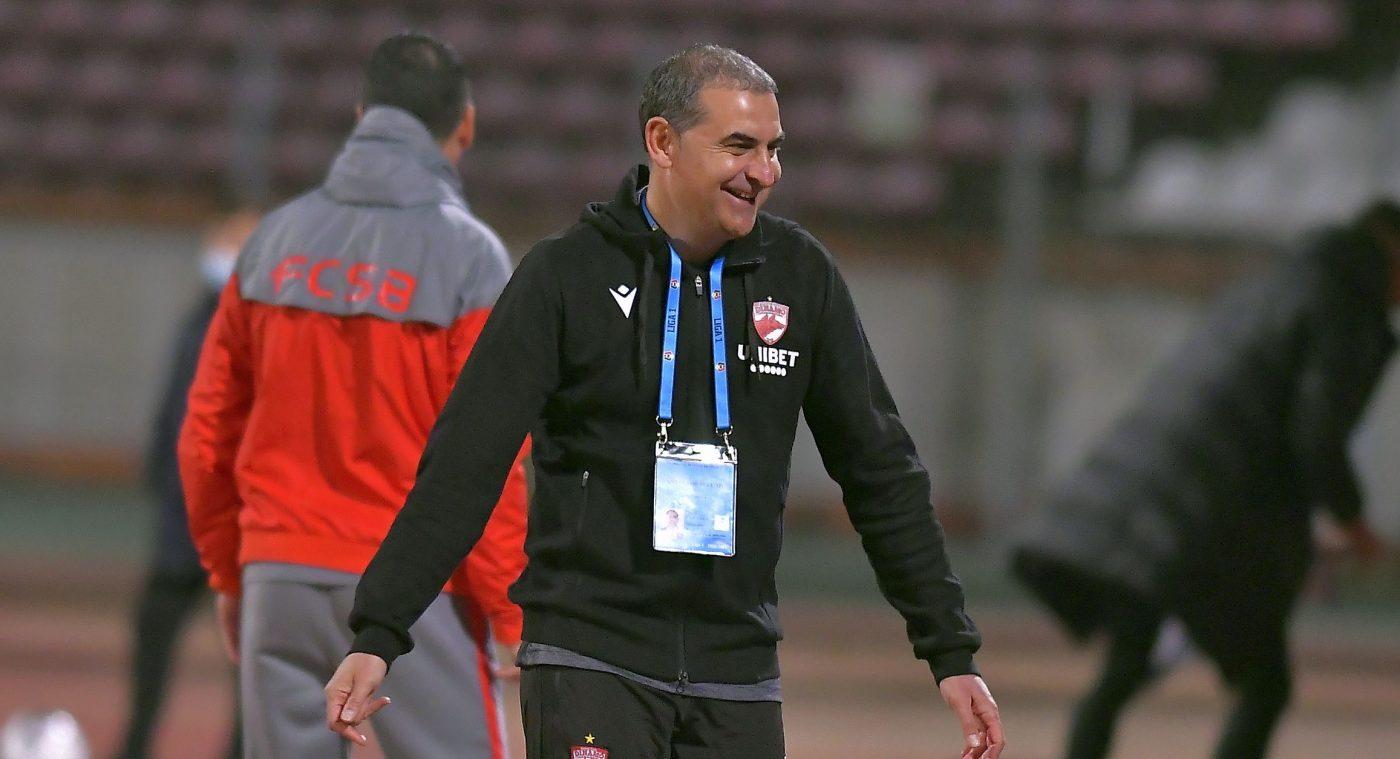 Gane ascultă mereu de sfaturile lui Mulțescu jr. când vine vorba de buturile lui Dinamo