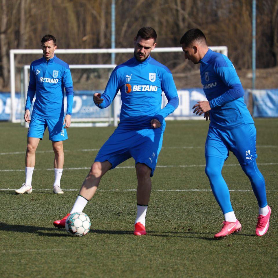 La aproape 5 luni de la accidentare, Koljic se antrenează din nou alături de colegi! Când ar putea reveni pe teren bosniacul