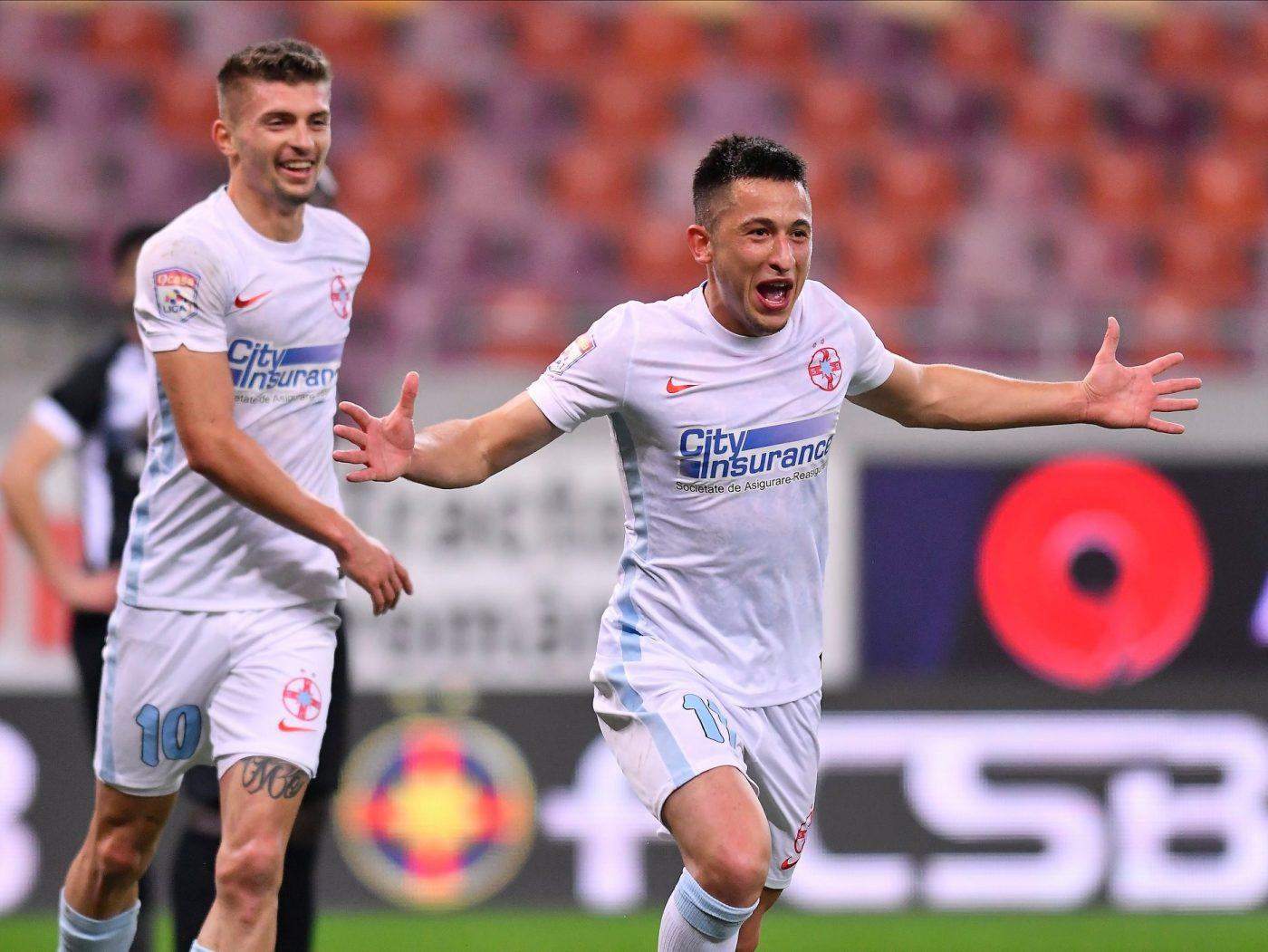 """Olimpiu Moruțan începe să impresioneze la FCSB. """"E pui de lider!"""" Ce îi lipește mijlocașului"""