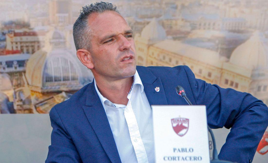 Cortacero amenință că se întoarce curând la Dinamo, fapt ce ar putea da peste cap planurile suporterilor