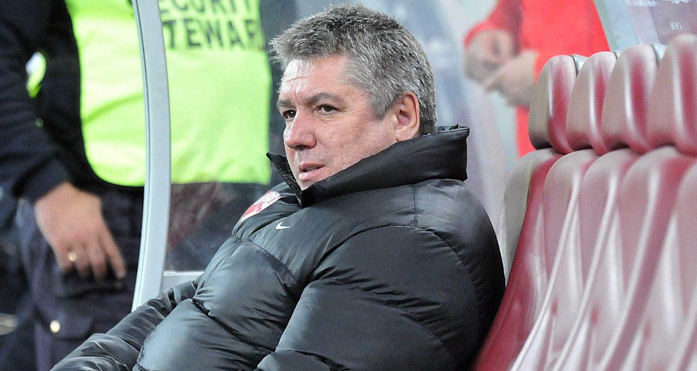 Țălnar a refuzat să mai apară public pentru că se consideră vinovat pentru aducerea lui Cortacero la Dinamo