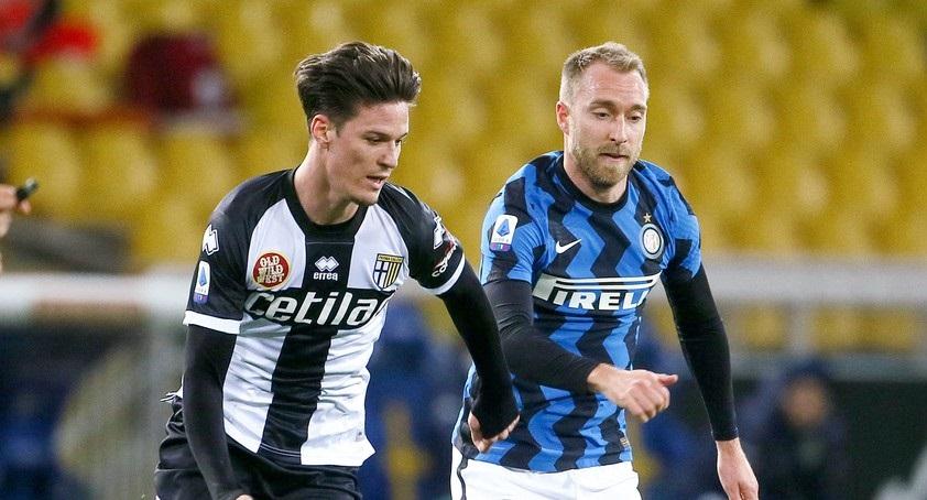 """Dennis Man, lăudat de italieni după primul meci ca titular la Parma: """"Aproape să o facă de râs pe Inter"""" + Ce a remarcat Gazzetta dello Sport"""