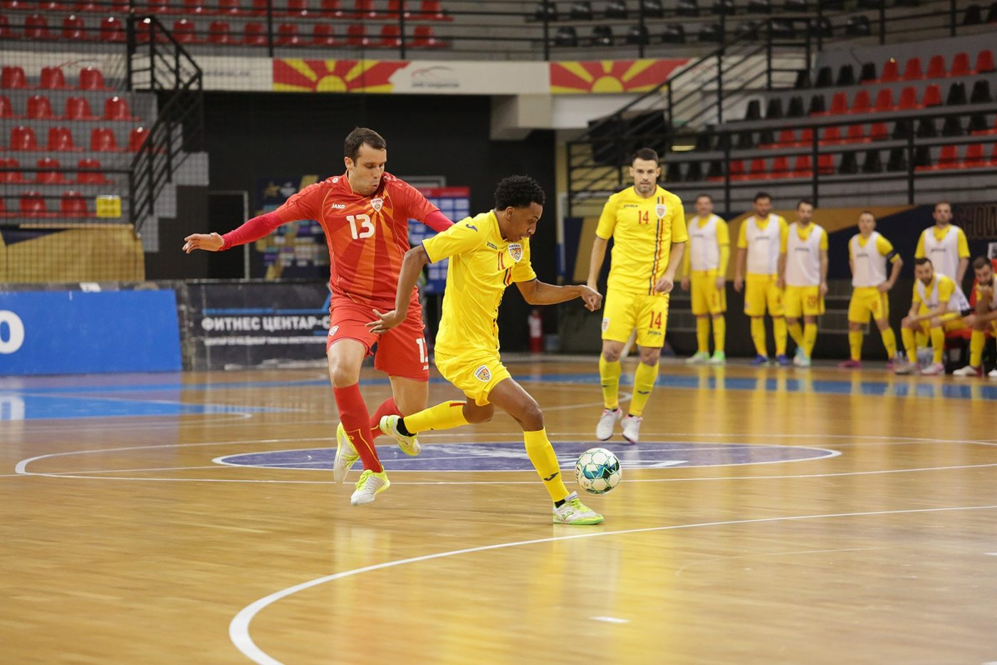 """La futsal am bătut Macedonia, dar ce folos! România a ratat calificare și la Europeanul de fotbal în sală: """"E dezastru pentru noi"""""""