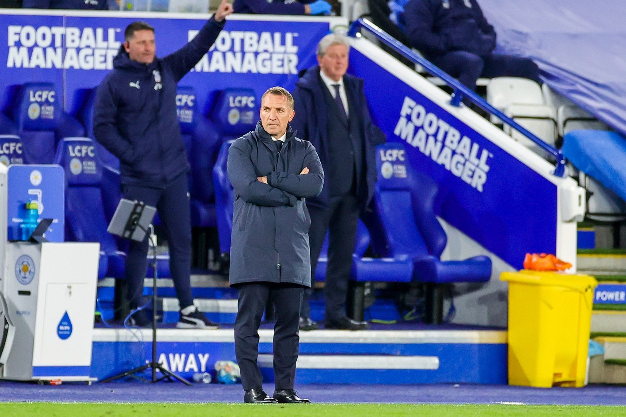 Tottenham a decis să îl pună pe Brendan Rodgers, managerul lui Leicester, în vârful listei de priorități după demiterea lui Jose Mourinho!