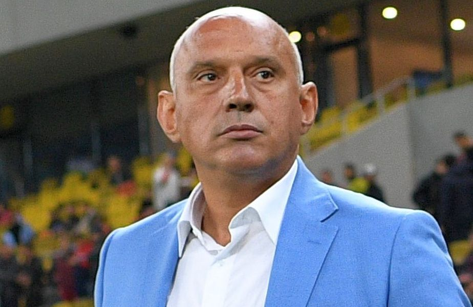 Florin Prunea este revoltat de încercările spaniolilor de a devaliza Dinamo
