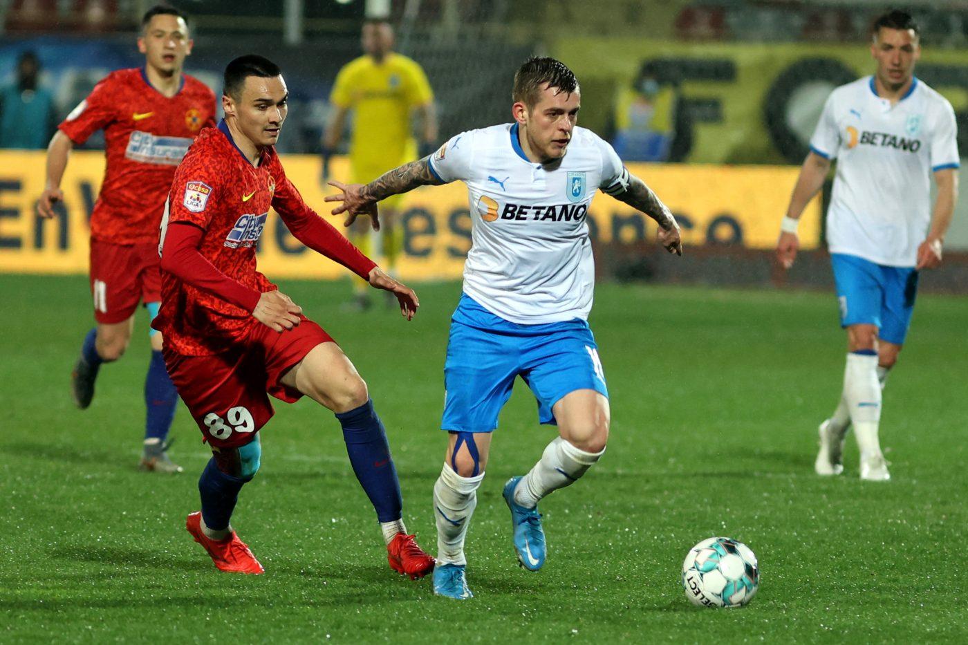 """Oltenii sunt siguri de victorie în meciul Universitatea Craiova – FCSB. """"Suntem favoriți!"""" Vești bune pentru Marinos Ouzounidis. """"Mai revin jucători!"""""""