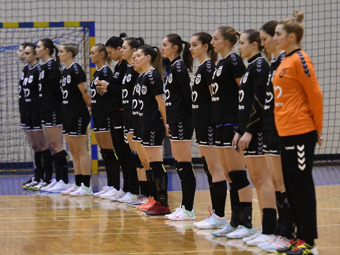 Minaur Baia Mare se luptă cu alte 9 cluburi pentru 6 wildcard-uri în Liga Campionilor la handbal feminin. Când va anunța EHF grila completă de 16 echipe