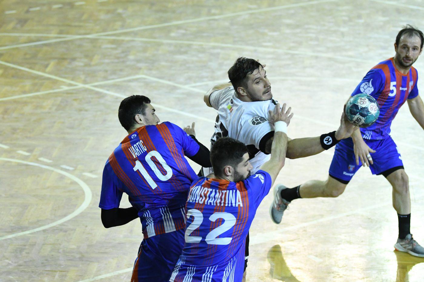 Dinamo, Potaissa Turda și CSM București