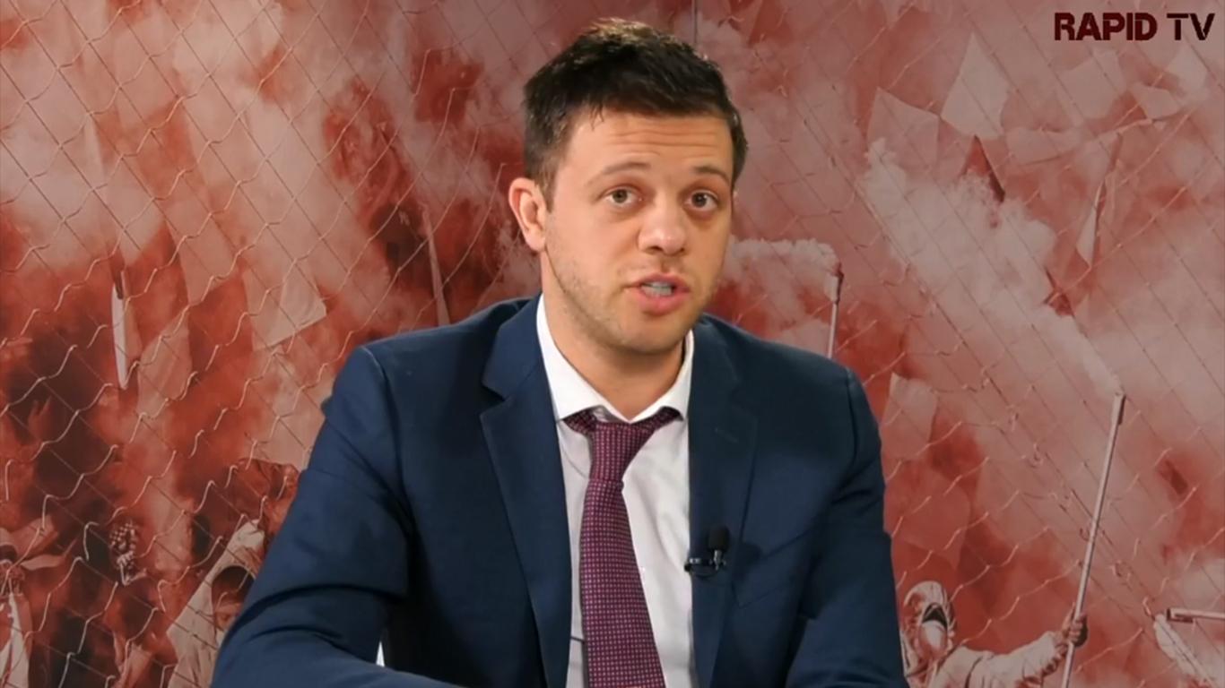 Victor Angelescu speră să îl convingă pe Iosif să continue la Rapid pe bani puțini