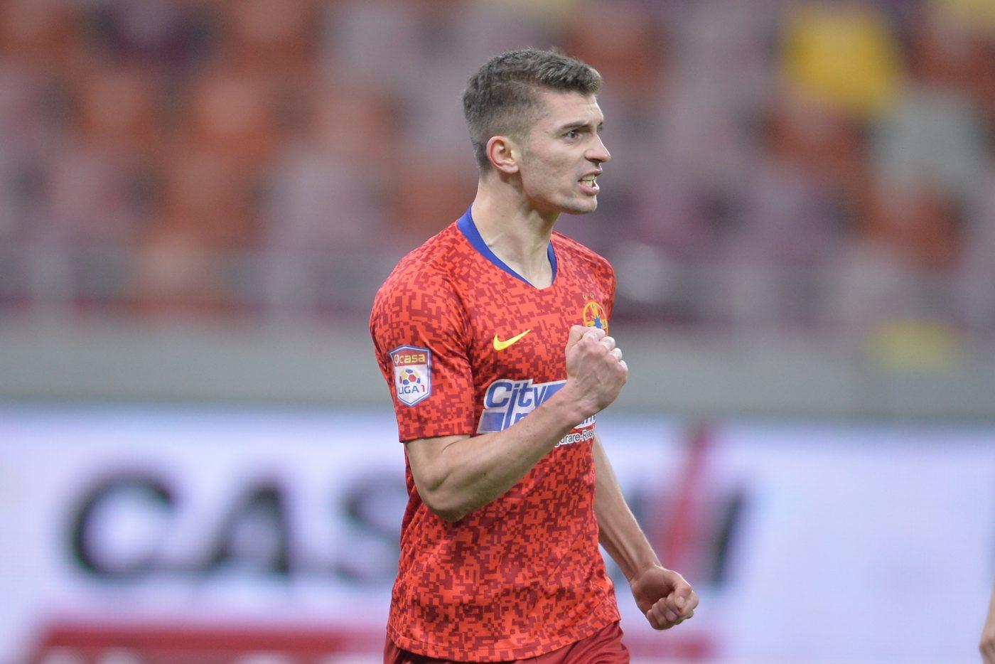 """Florin Tănase, felicitat de fostul atacant al lui FCSB pe care l-a depășit în topul marcatorilor: """"Are un sezon fantastic!"""""""