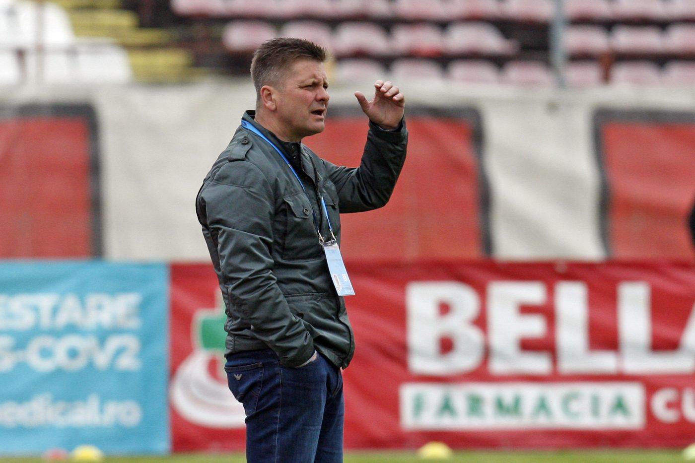 Dușan Uhrin a reușit să revitalizeze Dinamo