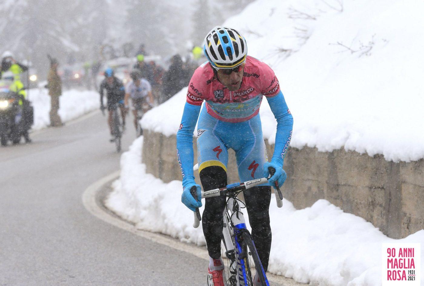 Topul favoriților în Giro