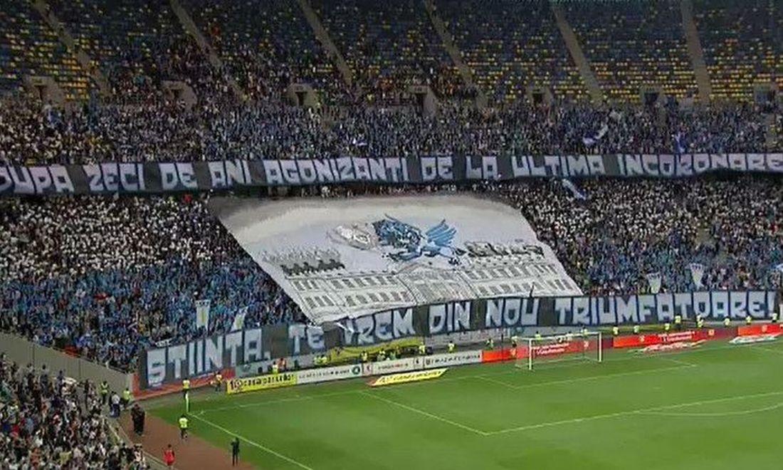 Universitatea Craiova a solicitat FRF să mute finala Cupei României pe un stadion mai mare! Câte bilete vor avea fanii olteni
