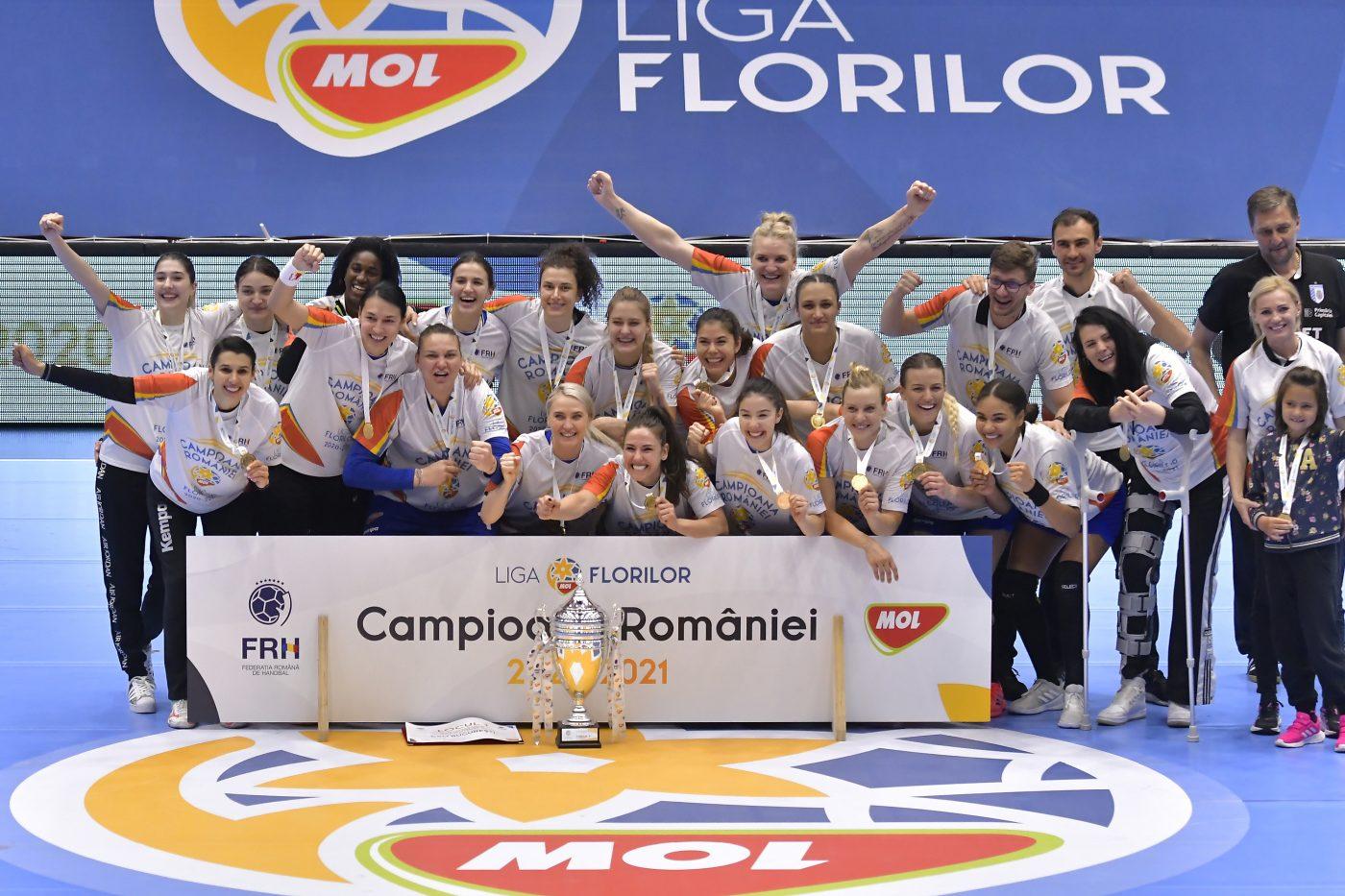 Programul viitoarei ediții în Liga Națională la handbal feminin! Vor fi derby-uri în fiecare etapă. Cele mai tari meciuri din debutul întrecerii