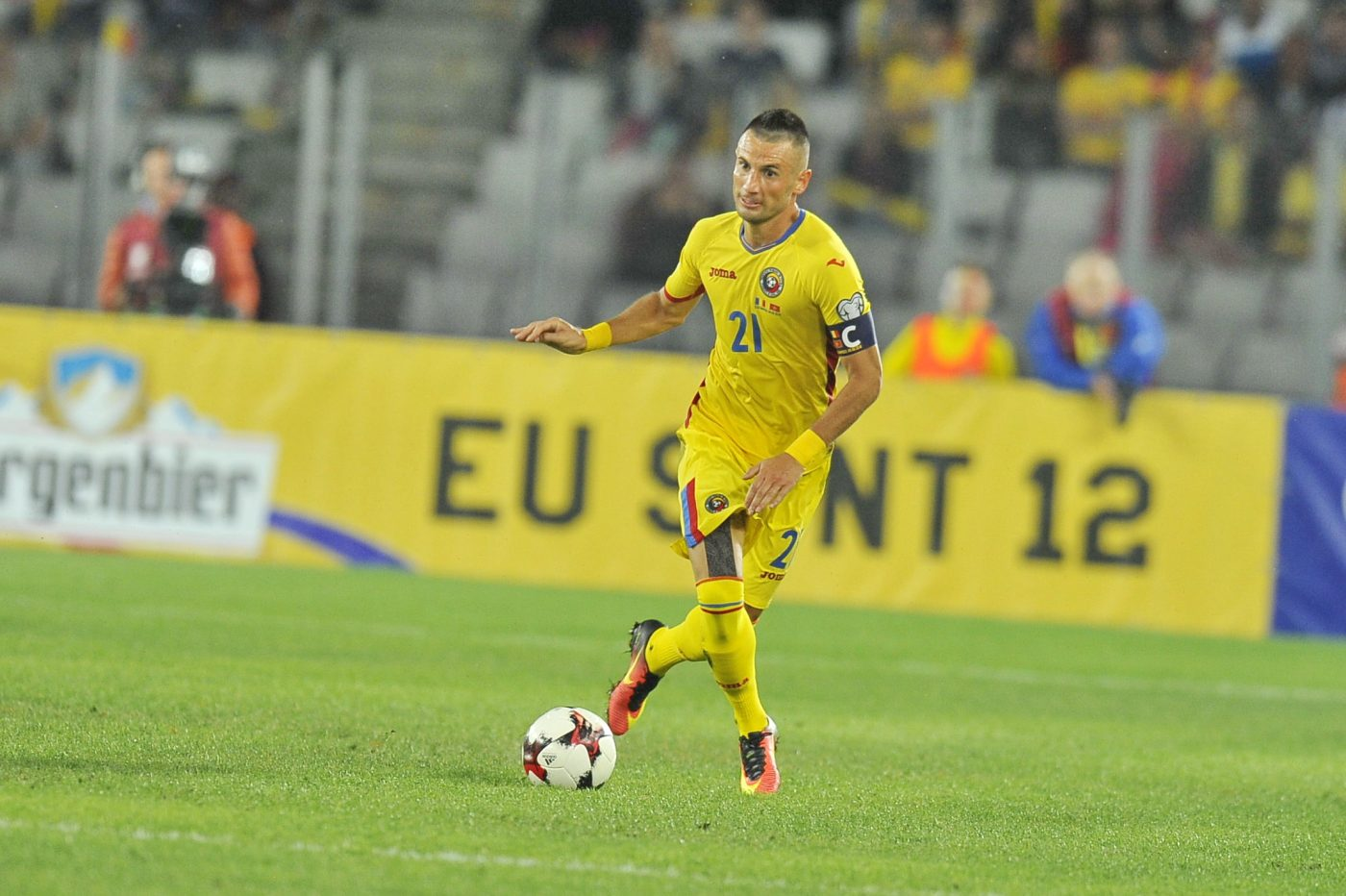 """Dacă Dragoș Grigore va semna cu Rapid, va fi o mare lovitură și pentru rivala istorică, Dinamo. Grigore este fostul căpitan al """"câinilor"""