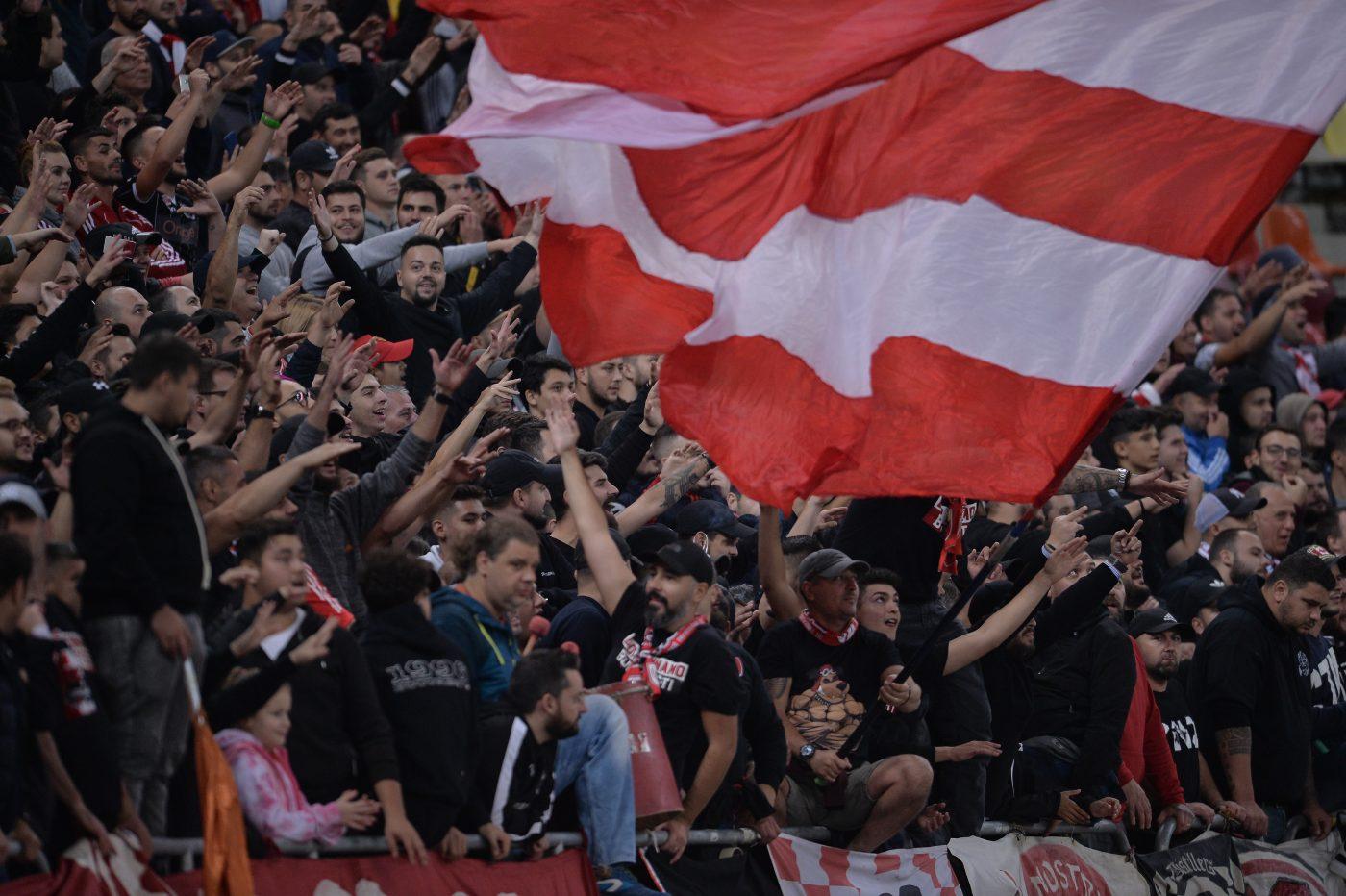 Suporterii lui Dinamo au revenit la sentimente mai bune față de Nicolae Badea
