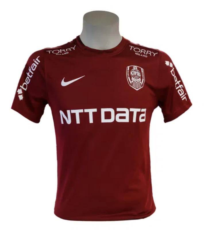 Tricoul în care CFR Cluj joacă acasă în Liga 1. Tricourile giuleștenilor vor fi asemănătoare