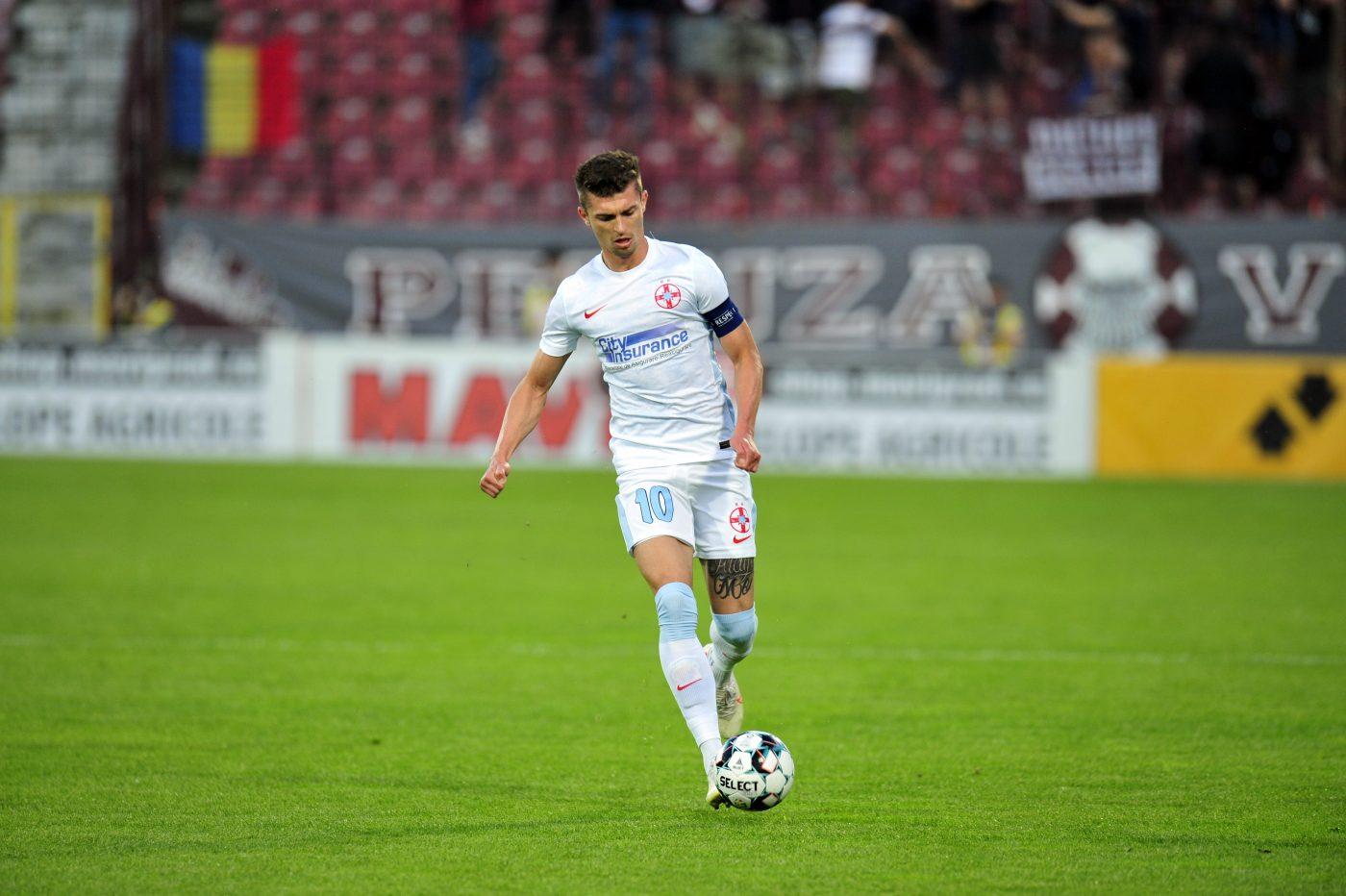 """Victor Becali, noi informații despre situația lui Florin Tănase. """"Este îndreptățit să ceară un transfer!"""""""