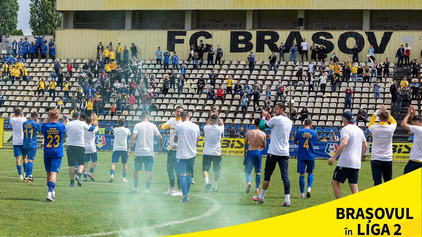 """Situația """"noului FC Brașov""""! Decizia luată de Judecătoria Brașov, cum au fost considerate pretențiile lui Ioan Ovidiu Sabău și antrenorii aflați pe listă"""