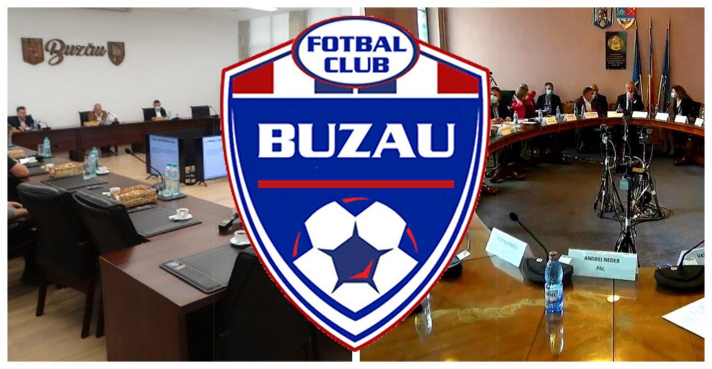 FC Buzău are conducere administrativă! Consiliul Județean și Local și-au ales reprezentanții în AGA și Consiliul Director al clubului care îi ia locul în Liga 2 echipei SCM Gloria Buzău. Ce buget va avea