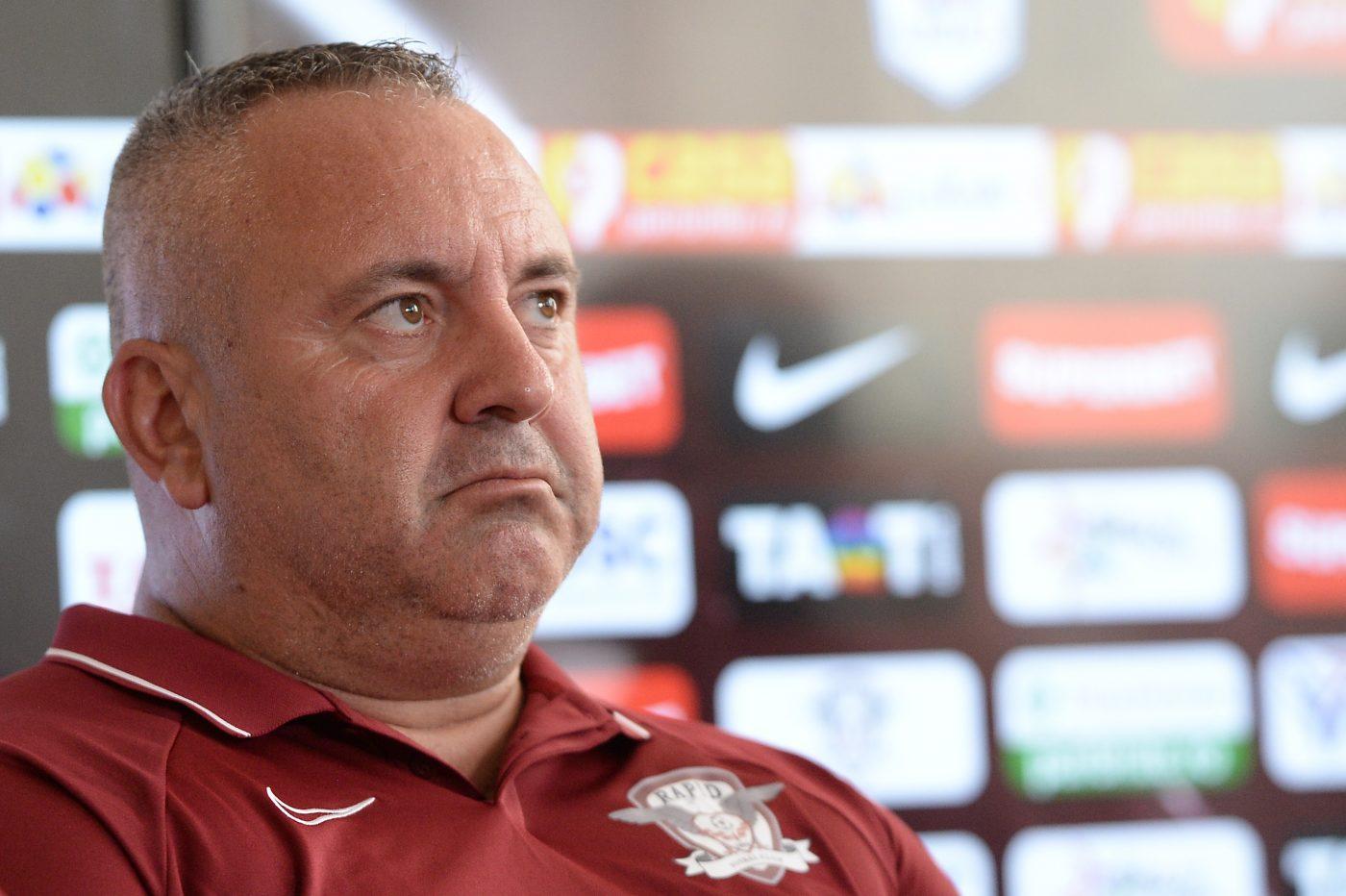 """Mihai Iosif se pregătește de înfruntarea cu Hagi: """"Ar trebui să jucăm cu Real Madrid"""""""