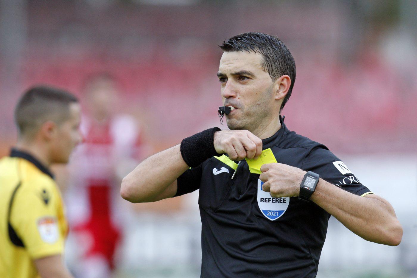 """Motivul pentru care Ovidiu Hațegan a fost delegat la partida dintre CS Mioveni și FC Botoșani: """"Nu era un meci important! CCA s-a gândit bine""""   EXCLUSIV ProSport Live"""