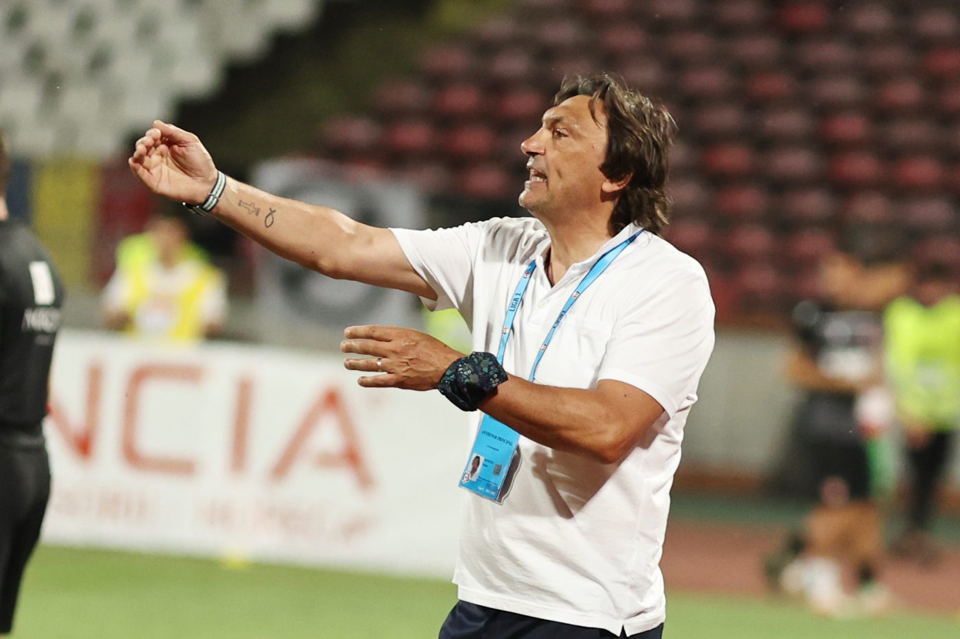 Dario Bonetti este unul dintre oamenii agreați de Badea