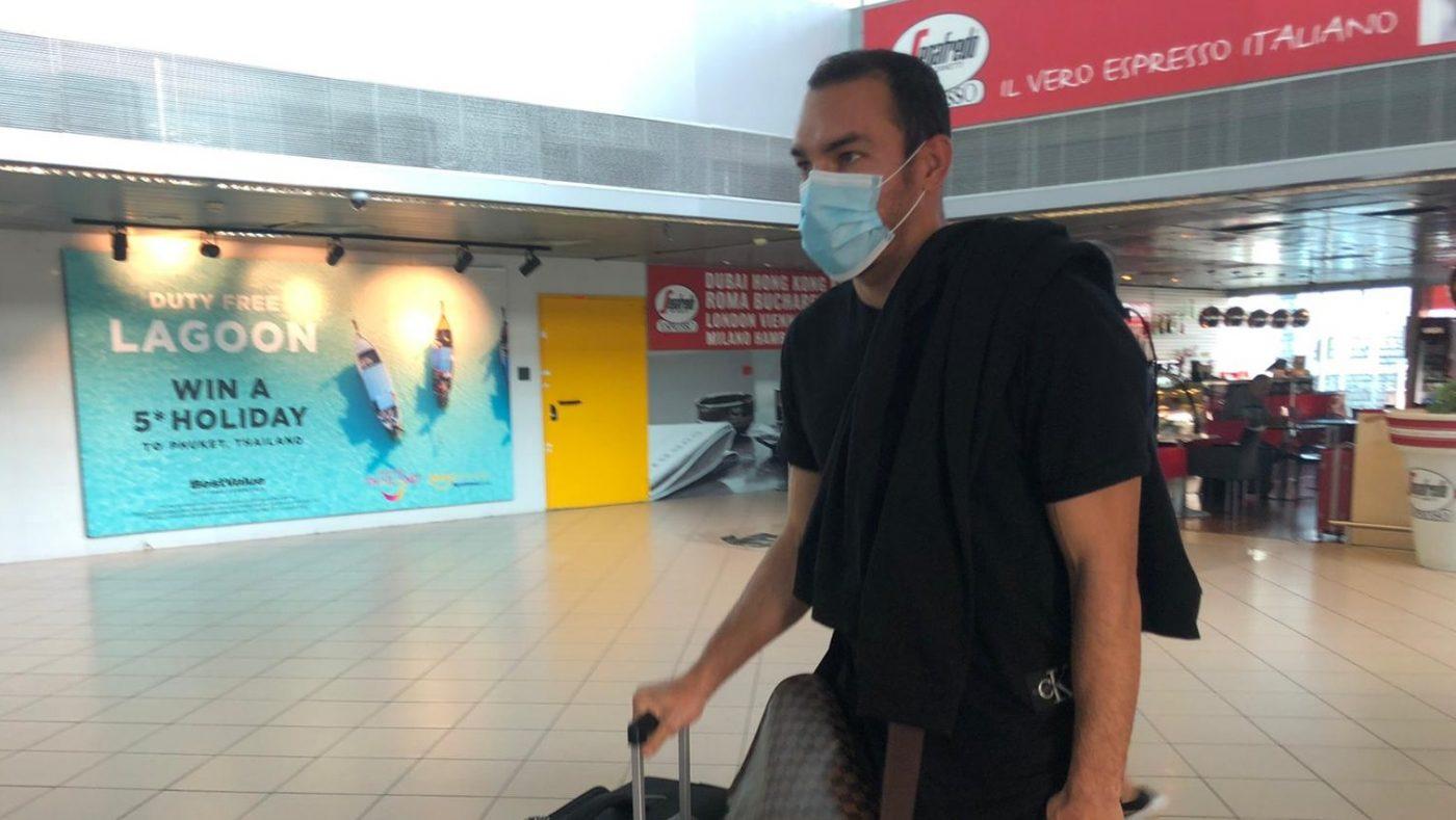 """Prima reacție a lui Paulo Vinicius după ce a revenit în România: """"Sunt bucuros!"""" Ce va face înainte să semneze cu FCSB"""