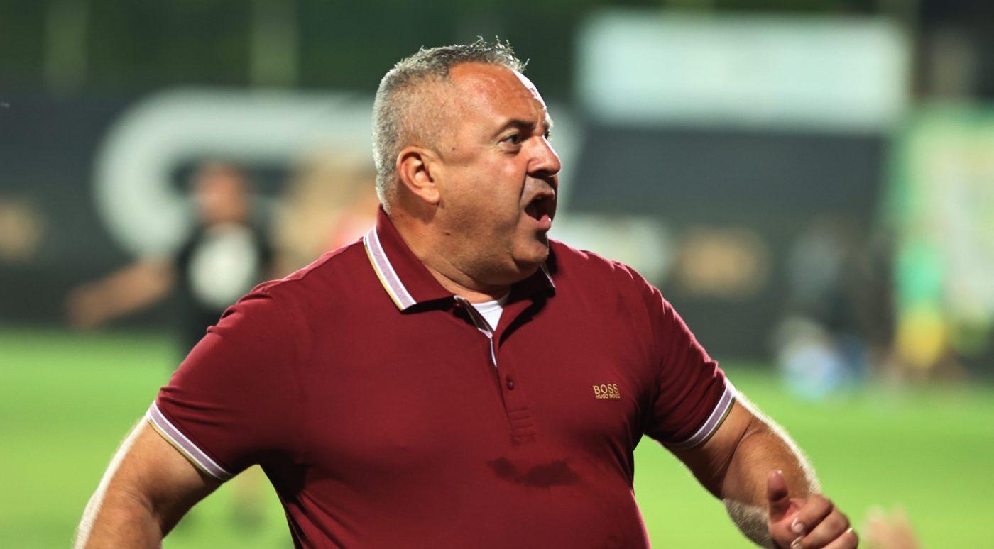 Mihai Iosif este omul care a readus Rapidul în prim-planul fotbalului românesc
