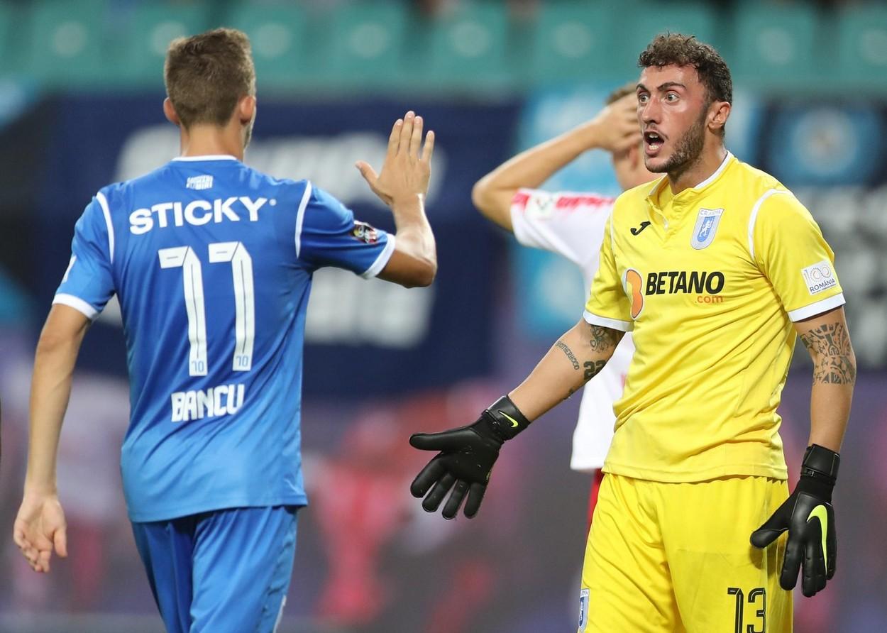 """Mirko Pigliacelli, băgat în ședință la Craiova. A fost aproape să plece din Bănie. """"Dacă nu acceptă concurența, nu vrea să progreseze"""""""