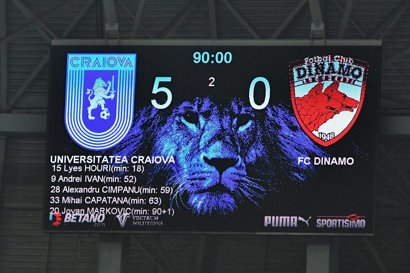 """Steliano Filip, dărâmat după un nou eșec dureros suferit de Dinamo: """"Ne-am făcut de rușine! Am fost penibili!"""""""