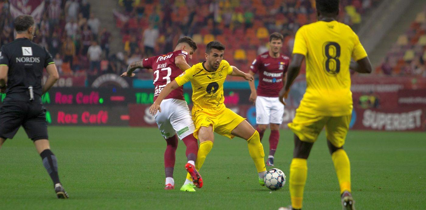 """Ronaldo Deaconu a dezvăluit cum a schimbat Ilie Poenaru fața echipei Gaz Metan în doar o zi: """"Înainte, juca fiecare ce voia"""""""