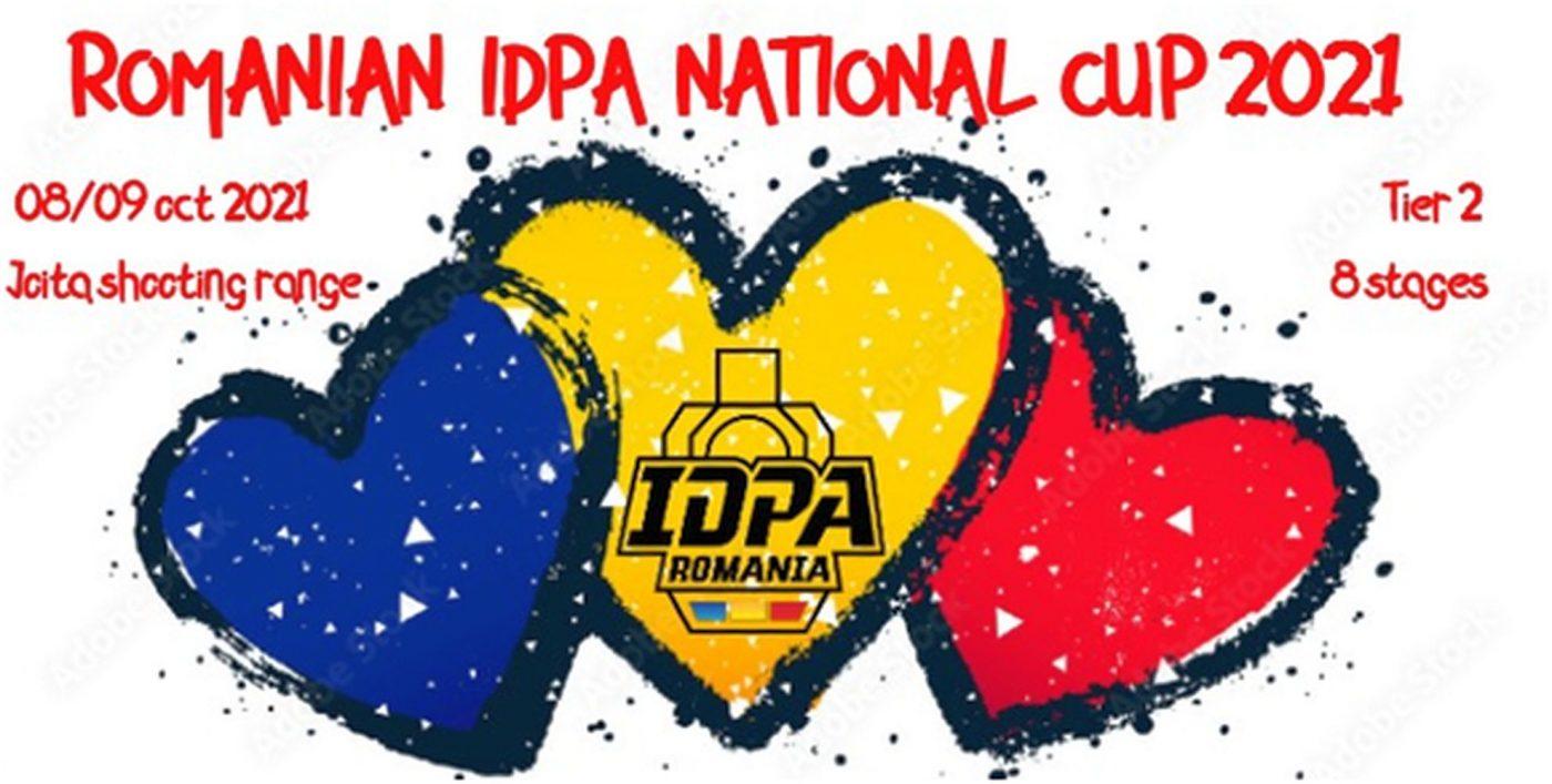 9 – 10 octombrie 2021. Cupa Națională IDPA România 2021, laPoligonul Joița – CTS Tunari & Tactical Life