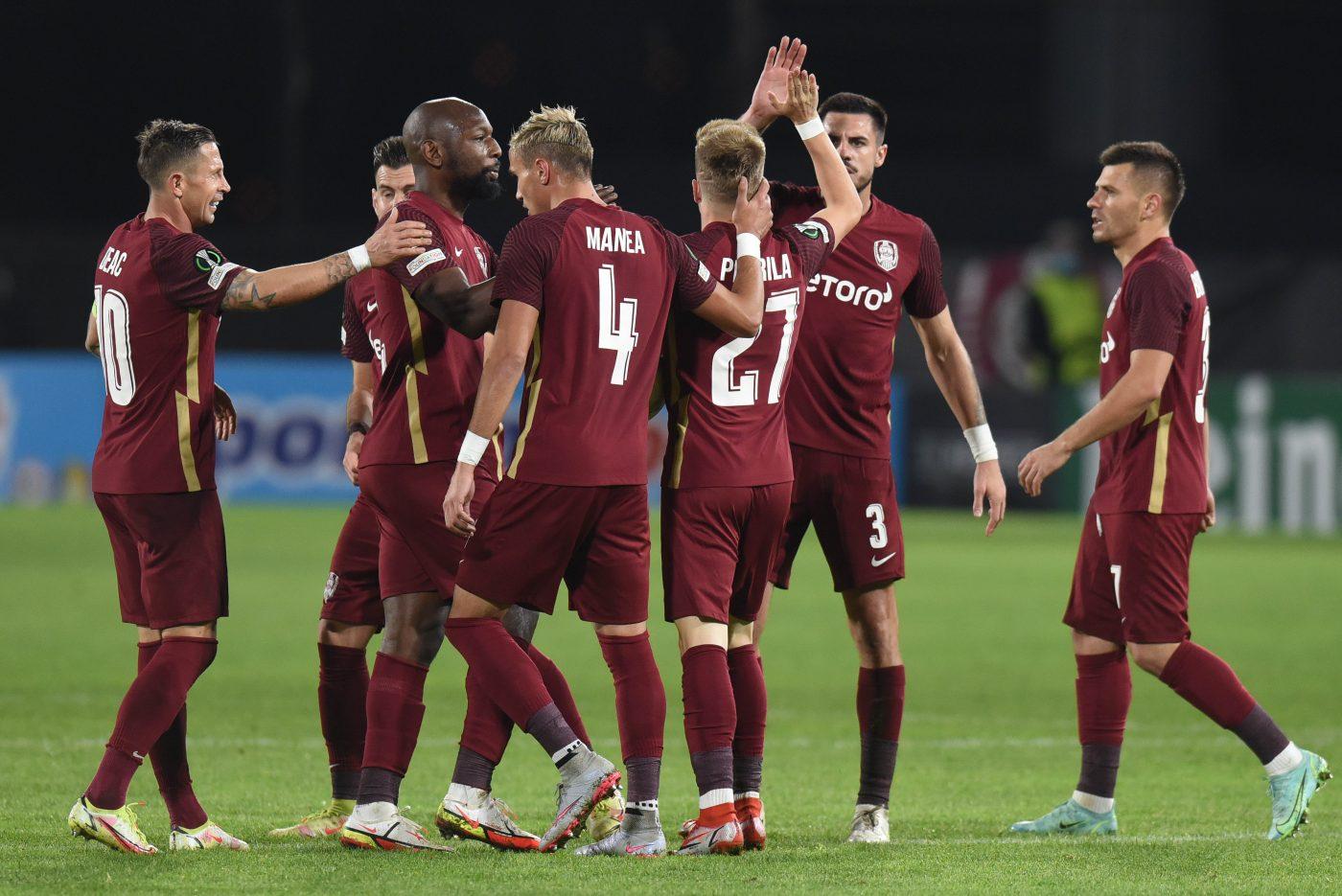 CFR Cluj – AZ Alkmaar, ora 22:00, Live Video Online în Grupa D din Conference League. Ardelenii sunt pe ultimul loc! Echipele probabile