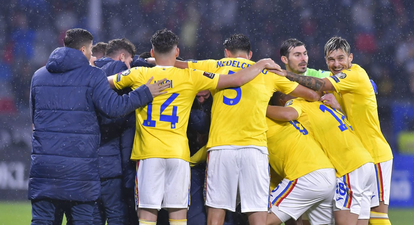 România urcă o poziție în clasamentul FIFA după rezultatele din octombrie. Ce locuri ocupă adversarele naționalei din Grupa J
